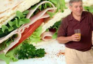Babalar da Güzel Sandviç Yapar