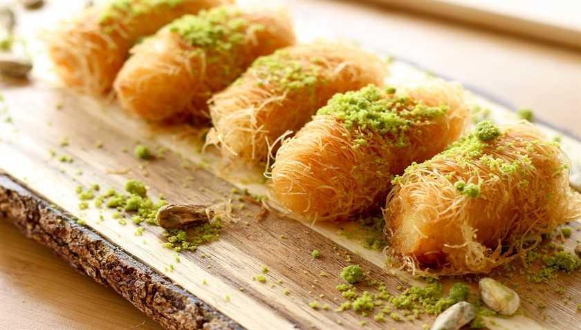 yöresel bayram tatlıları